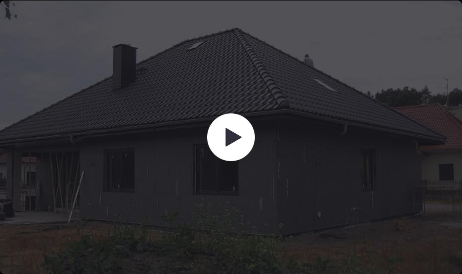 Построенный дом из POLLI Block'ов