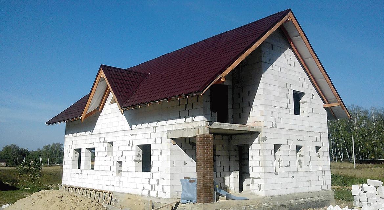 дом из газосиликатных блоков форум